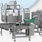 Sūrio gamybinės linijos